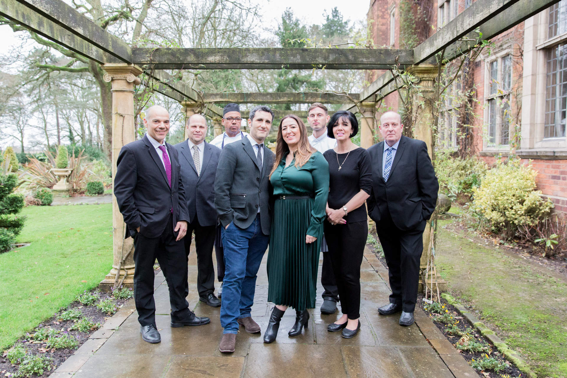 Brand Shoot for Moxhull Hall, Jan 2020