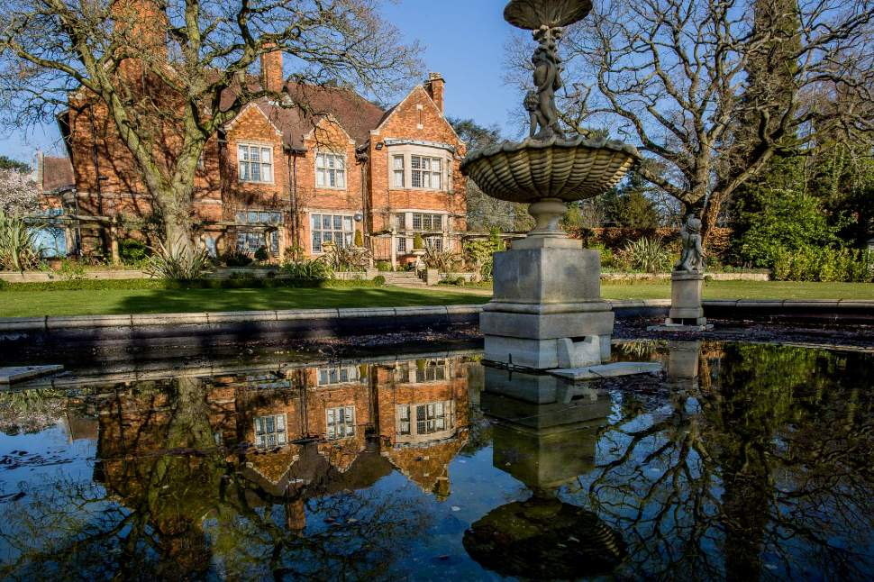 Moxhull Hall Sutton Coldfield Wedding Venue UK Midlands